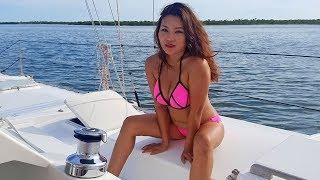 Download B0NDAGE On The HIGH SEAS - Ep 46 Sailing Luckyfish 10 Ways #2 Video