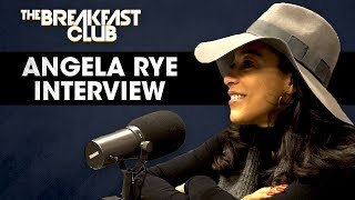 Download Angela Rye Waves Goodbye To Omarosa, Talks Sexual Harassment In Politics + More Video