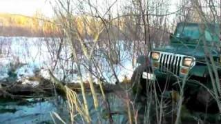 Download Jeep YJ's Off Road HD Video