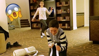Download FANCY HOTEL ROOM PRANK!! Video