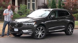 Download 2018 Volvo XC60 - Zack Spencer Review Video