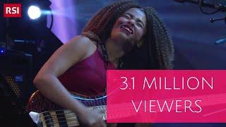 Download Mohini Dey Bass Guitar Solo - Lugano jazz Festival - Ekalavya Live In Concert Video