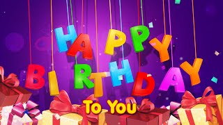 Download Happy Birthday song Video