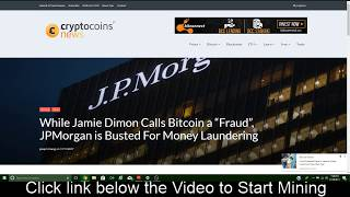 Download JP Morgan - Bitcoin - Currency Manipulation - Direct Tunnel to Federal Reserve Video