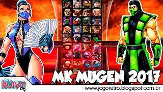 Download MK 2017 (MK Project 4.1 + MK Deadly Alliance) MUGEN 2017 Video