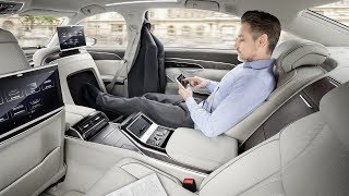 Download 2018 Audi A8 - INTERIOR Video