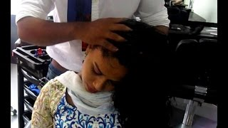 Download 4x Faster Hair Growth with Argan Oil Head Massage - Part 3 Video