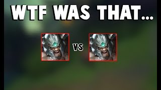 Download When Tryndamere VS Tryndamere Happens... | Funny LoL Series #142 Video