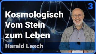 Download Vom Stein zum Leben • Kosmologisch | Harald Lesch (Vortrag Teil 3) Video