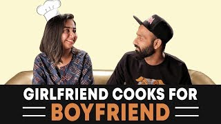 Download Girlfriend Cooks for Boyfriend ft. Be YouNick | MostlySane Video