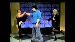 Download Jean Claude Van Damme | Kick and Stretching Demonstration (Original) Video