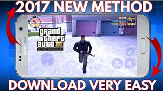 Download How To Download GTA 3 for android free 2017(hindi/urdu) Video