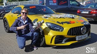 Download My AMG GT R is Getting Bigger RENNtech Turbos! Video