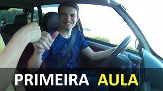 Download PRIMEIRA AULA de DIREÇÃO com ALUNO que NUNCA DIRIGIU Video