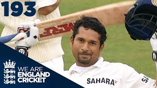 Download The Little Master At His Best: Tendulkar Hits His 30th Hundred | England v India 2002 - Highlights Video
