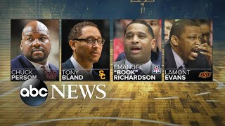 Download 10 arrested in college basketball corruption scandal Video