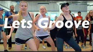 Download Earth, Wind & Fire - ″Lets Groove″ | Phil Wright Choreography | Ig : @phil wright Video
