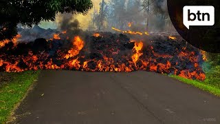 Download Hawaii's Kilauea Volcano - Behind the News Video