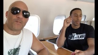 Download Ludacris & Vin Diesel Side With The Rock In Fast And Furious Fued With Tyrese Video