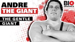 Download Andre the Giant: The Gentle Giant Video