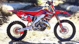 Download Project 2004 Honda CR 250 Off-road 2 Stroke ||HARDWARE|| DIrt Bike Magazine Video