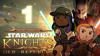 Download Best Friends Play Star Wars: KOTOR (Part 1) Video