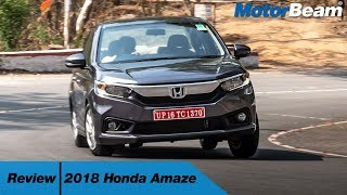 Download 2018 Honda Amaze Review - Most Detailed   MotorBeam Video