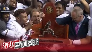 Download Lane Kiffin's comments on Alabama prove he still has an ego problem | SPEAK FOR YOURSELF Video