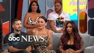 Download Catch Up With The Cast Of 'Jersey Shore: Family Vacation' Video
