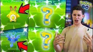 Download 2 SHINY POKÉMON IN 5 MINUTES... but were they the NEW SHINIES? (Pokémon GO) Video