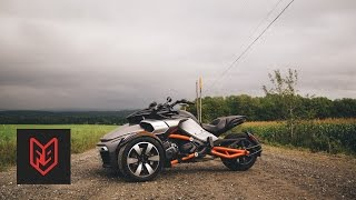 Download Can-Am Spyder F3-S Review at fortnine.ca Video