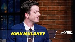 Download John Mulaney's Attempt to Solve a Mystery Was Unsuccessful Video