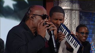 Download Stevie Wonder Performs The Star Spangled Banner Video