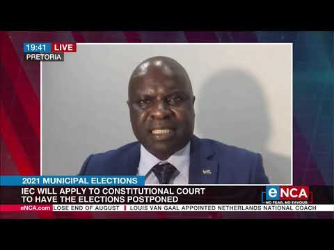 IEC acknowledges election proclamation
