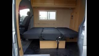 Download Mercedes Sprinter 5 Berth Family Motorhome Camper - Mclaren Sports Homes Video