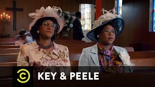Download Key & Peele - Georgina and Esther and Satan - Uncensored Video