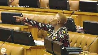 Download Mosiuoa Lekota And FF Plus vs ″Ginger″ Lindiwe Zulu Video