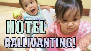 Download HOTEL GALLIVANTING! - October 07, 2015 - ItsJudysLife Vlogs Video