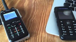 Download DMR Sending text messages between Hytera and Motorola radios - Exploring DMR with M6JKA Video