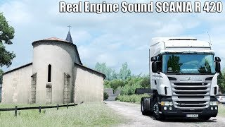 Download ✅ ETS2 - Real Engine Sound SCANIA R 420 DC12.420 E5 SCR EEV 2011 Video
