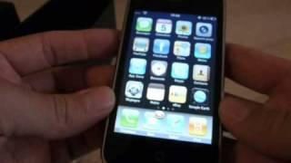 Download Test complet Apple iPhone 3GS 32Go Noir - partie 1/2 Video