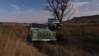 Download Episode 356 - Land Rover Defender 90 and 110 on Sani Pass Part 1 Video
