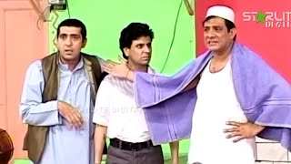 Download Best Of Zafri Khan and Tariq Teddy Stage Drama Full Funny Comedy Clip Video