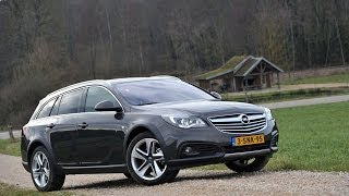Download Opel Insignia Country Tourer autotest 2014 Video