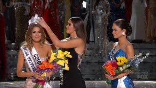 Download Fmr Miss USA Reacts to Miss Universe Mistake: Both of Them Were So Classy Video
