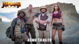 Download JUMANJI: THE NEXT LEVEL – ASMR Trailer Video