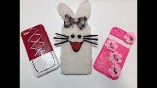 Download DIY - Cách Làm Case Ốp Lưng Điện Thoại Cực Dễ Và Cute | Yêu Làm Đẹp Video