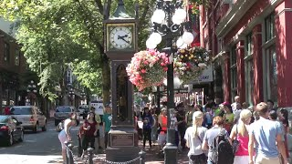 Download A WALK AROUND VANCOUVER, BRITISH COLUMBIA Video