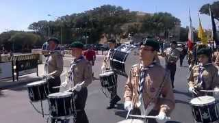 Download Annual parade 2015. Scouts and girl guiders of Malta Video