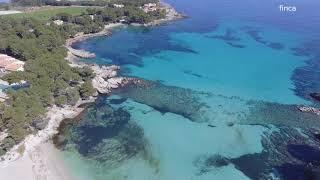 Download Strand Font de Sa Cala, Mallorca Video